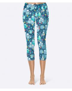 Women's Capri | Polar Waddle