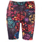 Day of the Dead shorts front view