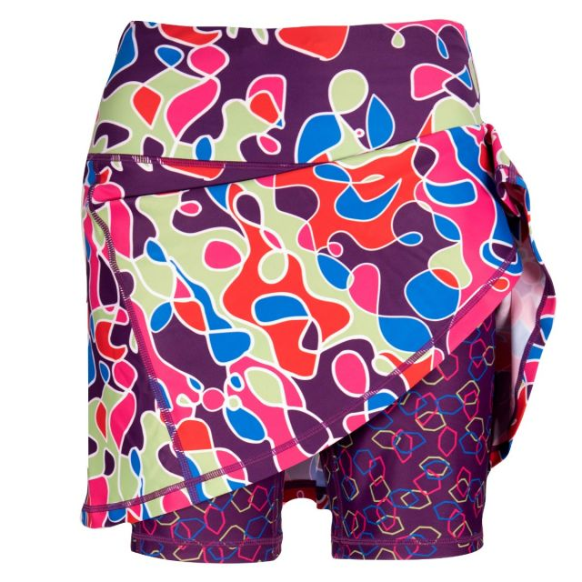 Squiggle Skort and Shorts