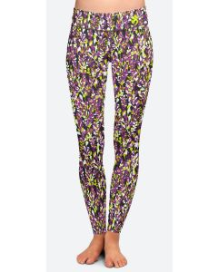 Multi-coloured Leggings for WALX walking club