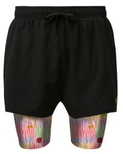 2 in 1 Double Layer Shorts | Forest of Colour