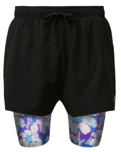 2 in 1 Double Layer Shorts | Meadow