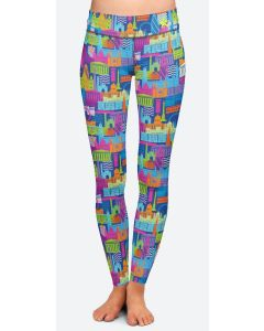 London Calling Activewear Leggings