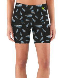 Womens Alps to Ocean running shorts
