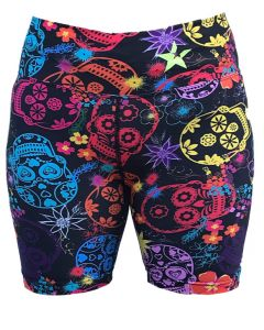 Women's Shorts | Day of the Dead