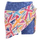 Women's Skorts | Floral Flags
